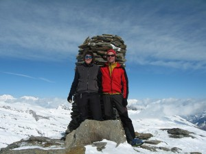 Highlight for album: Fanellhorn 3124m (CH)