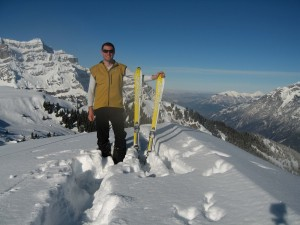 Highlight for album: Franzenhorn 1869m (CH)