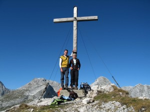 Highlight for album: Hochalmkreuz 2192m (T)