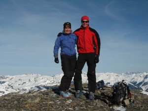 Highlight for album: Horen 2787m (CH)