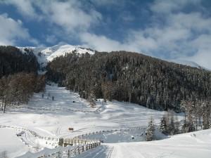 Highlight for album: Monti dei Vitelli - Umkehr auf ca. 2550m wegen zu viel Neu- und Triebschnee (I)