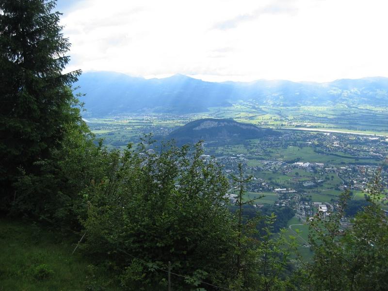 Via Kapf Klettersteig : Bernis bergzauber im internetz :: kapf 1153m über via