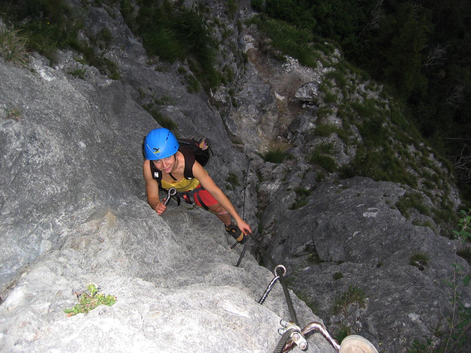 Kaiser Max Klettersteig : Bernis bergzauber im internetz :: kaiser max klettersteig durch die