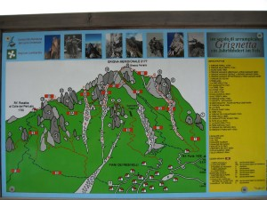 Highlight for album: Grigna Meridionale 2184m (I)