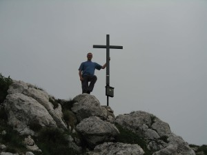Highlight for album: Monte Pizzocolo 1582m (I)