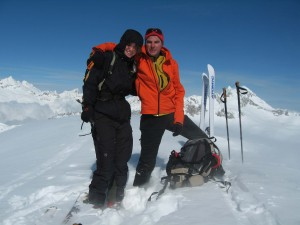 Highlight for album: Pazolastock 2740m (CH)