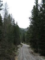 Nach der abgebrochenen Paterkofeltour hab ich mich noch entschlossen eine Biketour auf den Monte Piana zu machen. Hier bereits das Rif. Monte Piana A. Bosi ersichtlich.