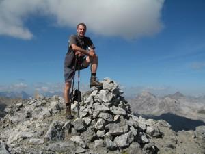 Highlight for album: Piz Umbrail 3033m - Punta di Rims 2946m - Piz Praveder 2763m (CH)
