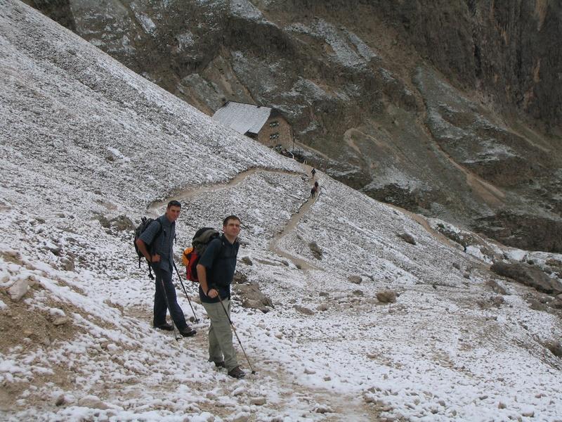 Klettersteig Plattkofel : Bernis bergzauber im internetz plattkofel m i über oskar