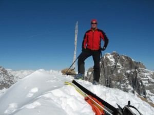 Highlight for album: Piz Salteras 3111m (CH)