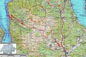 Highlight for album: Umrundung Monte San Primo (I) - 62km, 1530Hm