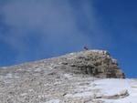 Robert und Ich am heutigen letzten Gipfel dem Piz Rotic 2973m