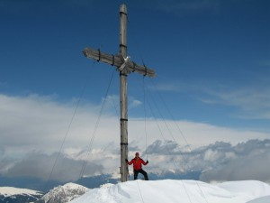 Highlight for album: Zehnerspitze 3026m (I)