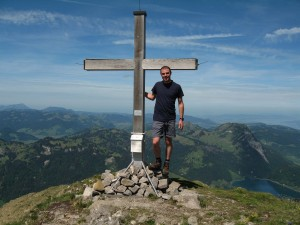 Highlight for album: Zindlenspitz 2097m (CH)